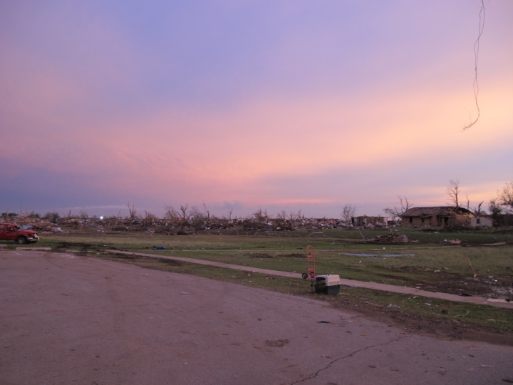 Tornado disaster in Moore, Oklahoma
